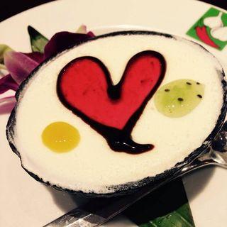 ココナッツアイス(バンコクキッチン 銀座コリドー街店 (Bangkok Kitchen))