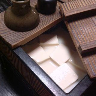 湯豆腐御膳(ぎをん 西坂 (にしざか))