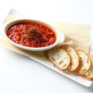 トリッパのトマト煮込み(エルゴラッソ 柏店 (ELGOLAZO))