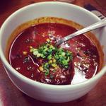 半テグタンスープ