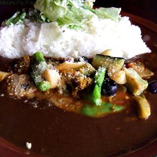 野菜カレー(珊瑚礁 モアナマカイ店)