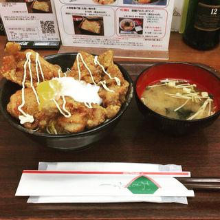 大須唐揚げ丼(タマリ (Tamari))