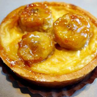 バナナとチーズのタルト(ル・プチメック東京 (Le Petit Mec TOKYO))