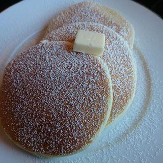 メープルバターパンケーキモーニング(彩珈琲 )