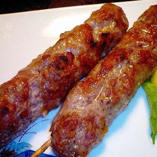 牛肉のカバブ(亞細亞食堂サイゴン 狛江店 (亜細亜食堂 アジアショクドウサイゴン))