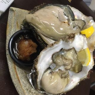 岩牡蠣(裏剣 (ウラケン URAKEN))