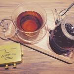 ホット中国茶