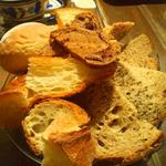 パン屋の朝食