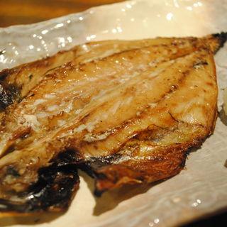 鮮魚の干物(炭火焼居酒屋えにし)