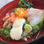 海鮮丼(昭恋館 よ志のや )