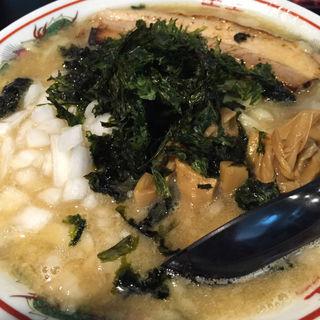 燕三条煮干しラーメン(ヘルズキッチン )