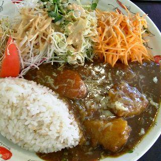 野菜カレー(ぴーまん )