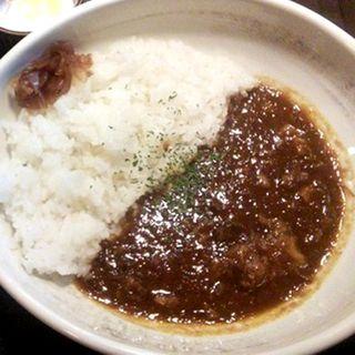 牛すじカレー(我流 )