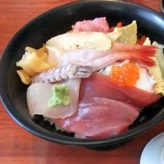 ちらし寿司(海鮮鮨處 魚一 )