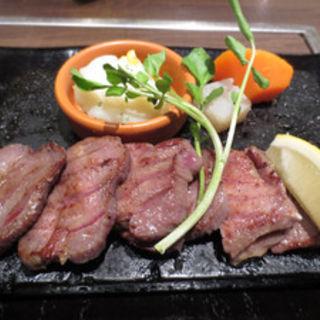 En特製牛タン定食(En (~えん~))