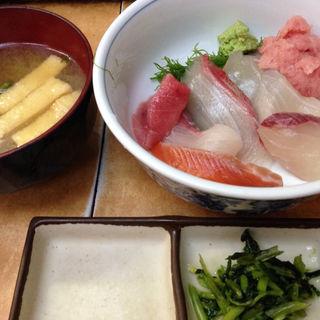 刺身定食(並)(さかな亭 (さかなてい))