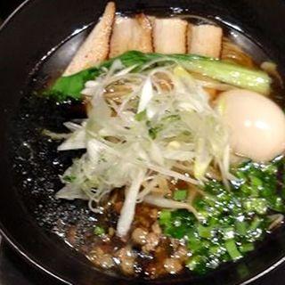 醤油 雫(亀戸らぁ麺零や)