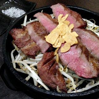 タンステーキ(牛串牛鍋じげん )