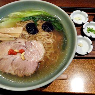 水戸藩ラーメン(金龍菜館)