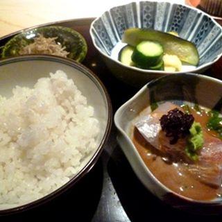 鯛茶漬け(うち山 (ぎんざうちやま))