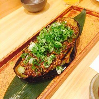 米茄子田楽(くわばら)