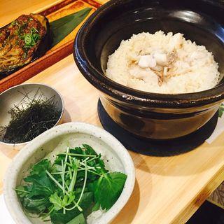 釜めし(1.5合)甘鯛(くわばら)