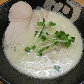 肉入鶏白湯(ぼっこ志 )