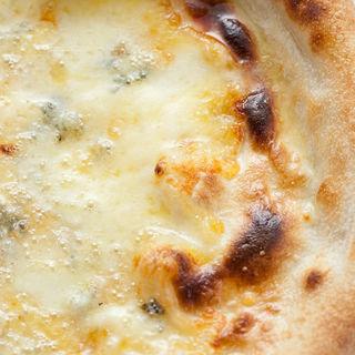 ゴルゴンゾーラピザ(ヴィットリア )