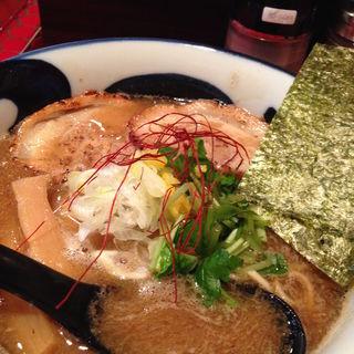 魚介醤油らーめん(つるかめ 本店 )