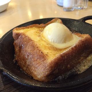 ふわとろフレンチトースト(ジョナサン 西新宿店 )