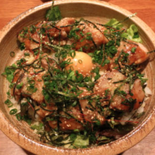 照り焼きチーズチキン丼(和醸良酒 (ワジョウリョウシュ))