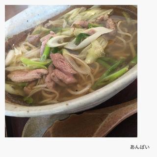 鴨蕎麦(あんばい )