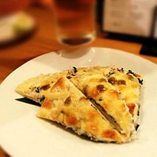 しらすと大葉のピザ(おおはま)
