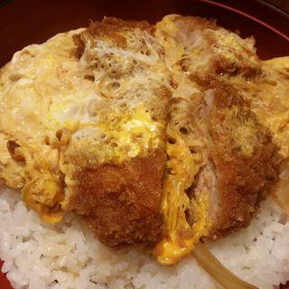 カツ丼(竹はし (たけはし))