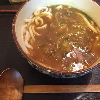 カレーうどん(こがらや 松屋町店 ( 【旧店名】小雀弥))