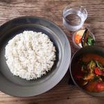 いろいろ野菜のサンバル