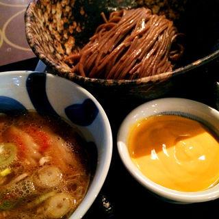 濃厚チーズソースつけめん(三ツ矢堂製麺 中目黒店 (【旧店名】フジヤマ製麺))
