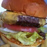 カリフォルニアデラックスチーズバーガー