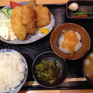 さわらフライ定食(ニュー魚バカ三太郎 (【旧店名】魚バカ三太郎))