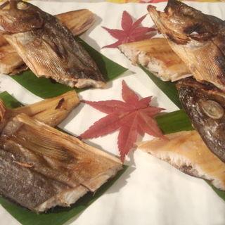 本日の焼き魚(産直鮮魚ぎんざ五平 )