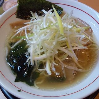ねぎらーめん(らーめん酒房 遊麺)