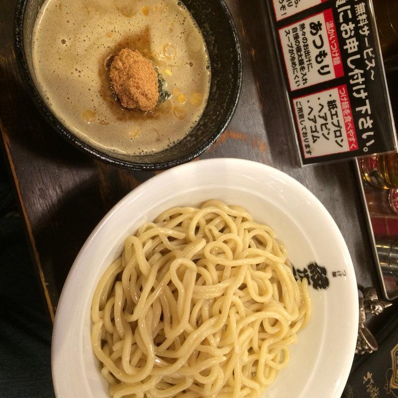 咖喱つけ麺