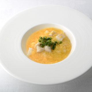 海鮮卵餡かけ炒飯(GINZA芳園 )