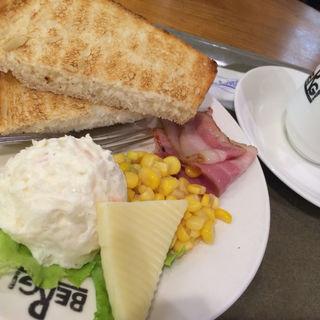 モーニング(BERG (BEER&CAFE BERG))