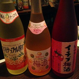 飲み比べセット(銘酒バー かくべえ )