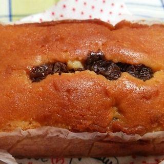 パウンドケーキ(ラムレーズン)(マルメゾン成城店)