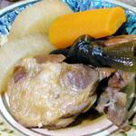 島豚スペアリブの煮付け定食