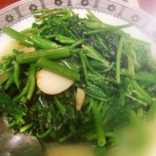 青梗菜ニンニク炒め(サイゴン 有楽町店 )