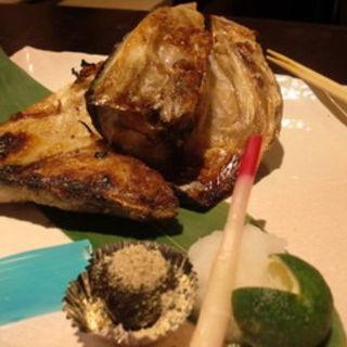 焼き魚(季作 大和店)