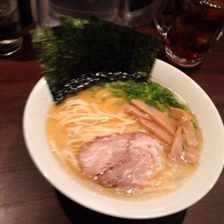 もぐらの鶏白湯ラーメン(もぐらの唄 )